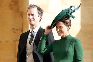 На сносях и на шпильках: Пиппа Миддлтон рискнула приехать на королевскую свадьбу