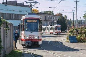 В Запорожье прибыли новые трамваи из Германии: опубликованы фото