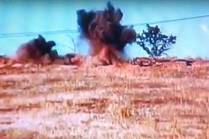 ВСУ снова наказали боевиков и уничтожили их позицию: появилось видео