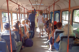 В Ивано-Франковске ввели новый способ оплаты проезда в общественном транспорте