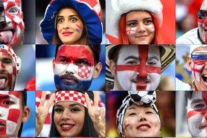 Где смотреть матч Хорватия - Англия