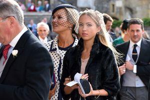 Почти как сестры: Кейт Мосс с дочерью Лилой на королевской свадьбе