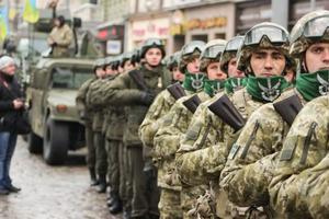 1200 военных и более 50 единиц техники: во  Львове пройдет