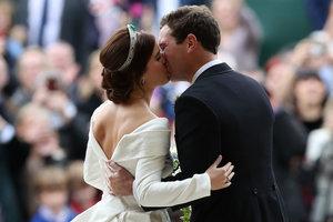Принцесса Евгения вышла замуж: все подробности церемонии