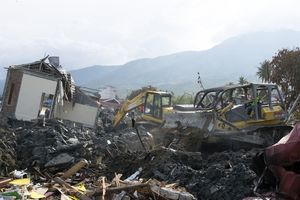 Землетрясение в Индонезии: число жертв продолжает расти