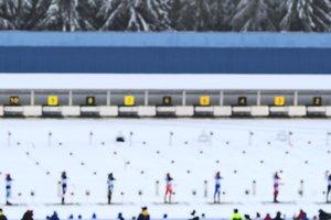 Россия разрешила двум биатлонисткам выступать за сборную Украины