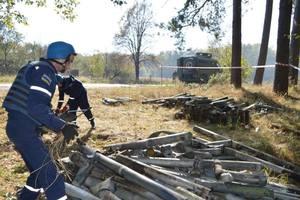 Взрывы на артскладах под Ичней: завершилось разминирование шести сел