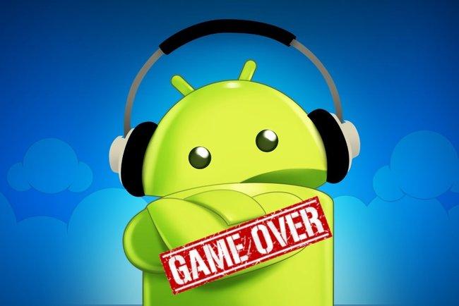 Google поэтапно закрывает проект андроид