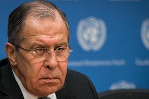 """Лавров назвал действия Вселенского патриархата """"провокацией при поддержке США"""""""