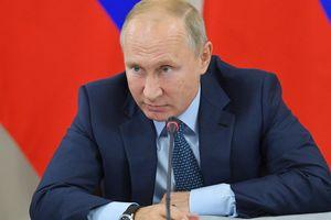 Путин обсудил предоставление автокефалии УПЦ на совещании Совбеза