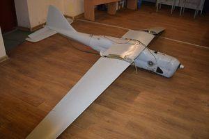 На Донбасі українські льотчики збили російський безпілотник: з'явилися фото