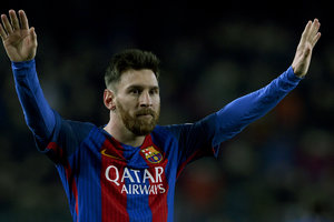 """""""Барселона"""" готова бесплатно отпустить Месси в 2020 году"""