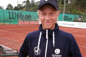 Сын Бьорна Борга дебютирует на турнире АТР в Стокгольме