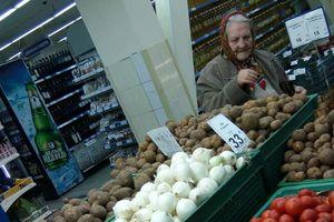 В Донецке дорожают продукты и закрываются торговые точки