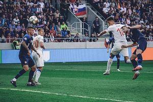 Лига наций: Чехия обыграла Словакию