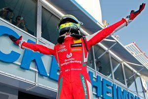 Сын Шумахера выиграл европейский чемпионат Формулы-3