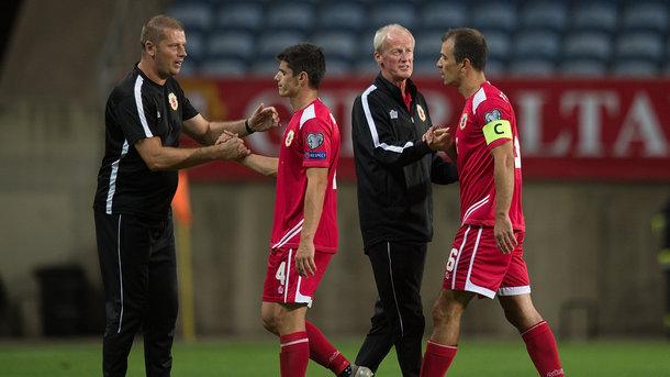 Чиполина принес сборной Гибралтара первую вистории победу