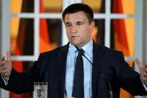 Дороги назад нет: Климкин сделал громкое заявление по языку образования на Закарпатье