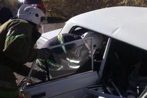 Тройное ДТП произошло в Днепропетровской области: один человек погиб, трое – пострадали