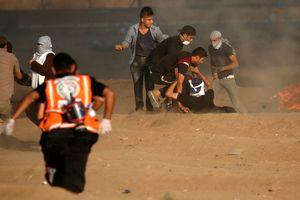 Евросоюз призвал к сдержанности на границе сектора Газа
