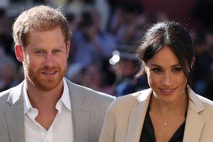 С принцем Гарри и Меган Маркл произошел опасный инцидент - подробности