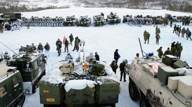 Голландский генерал пожаловался напопытки Российской Федерации провоцировать НАТО вЗаполярье