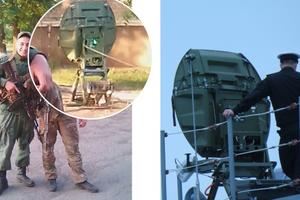 У боевиков Донбасса нашли современную технику российских военных