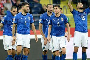 Италия выиграла впервые за шесть матчей, Польша первой покидает элиту Лиги Наций