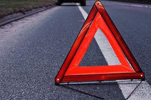 ДТП возле Крымского моста: столкнулись грузовик, автобус и легковушка