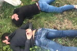 В Хмельницкой области задержали 25 рейдеров