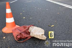 В Винницкой области автомобиль насмерть сбил пенсионерку и скрылся