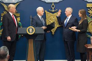 Министр обороны США сделал заявление насчет своей отставки