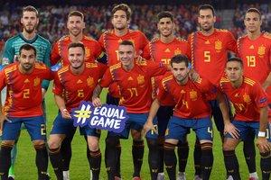Сборная Испании впервые проиграла дома за 5609 дней