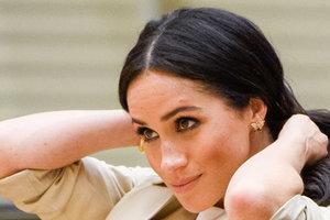 Принц Гарри подарил Меган Маркл драгоценности принцессы Дианы