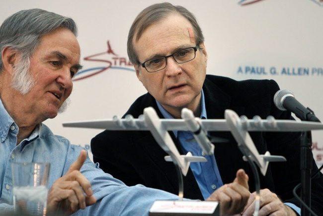 Пол Аллен инвестировал в развитие космических путешествий и поиска внеземного разума