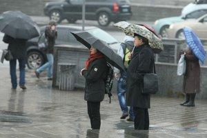 В Украину идет похолодание и дожди: синоптик уточнила, когда изменится погода