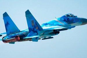 В Винницкой области разбился истребитель Су-27 - СМИ
