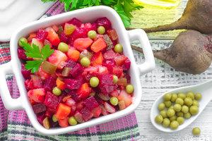 Как приготовить винегрет: три оригинальных рецепта