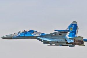Минобороны подтвердило крушение истребителя Су-27, первые подробности