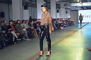 Кеды под платье и сетка с пауками: модные тенденции Odessa Fashion Day