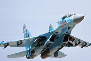Крушение Су-27 в Винницкой области: обнаружены обломки истребителя