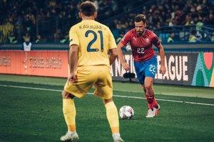 Как Украина одержала историческую победу над Чехией: обзор матча