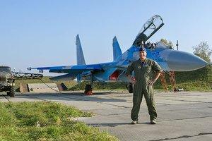 Новые подробности о разбившемся Су-27: опубликованы фото