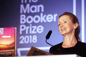 Обладательницей Букеровской премии впервые стала писательница из Северной Ирландии
