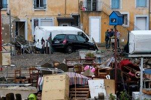Наводнение во Франции: появились новые подробности трагедии