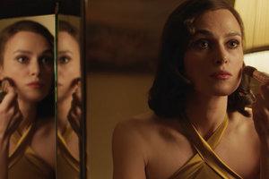 В сети появился впечатляющий трейлер драмы с Кирой Найтли