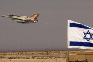 Израильские самолеты нанесли удары в секторе Газа