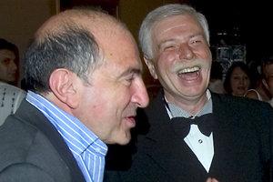 Саакашвили обвиняют в убийстве грузинского миллионера