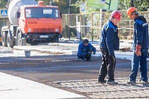 В Запорожье проложат бесшумные рельсы и тротуары против гололеда