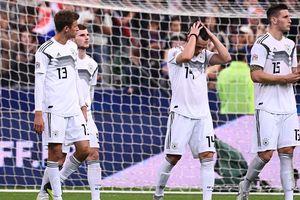 Сборная Германии впервые проиграла шесть матчей за год